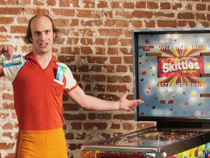 Trale Lewous Skittles Spokesperson